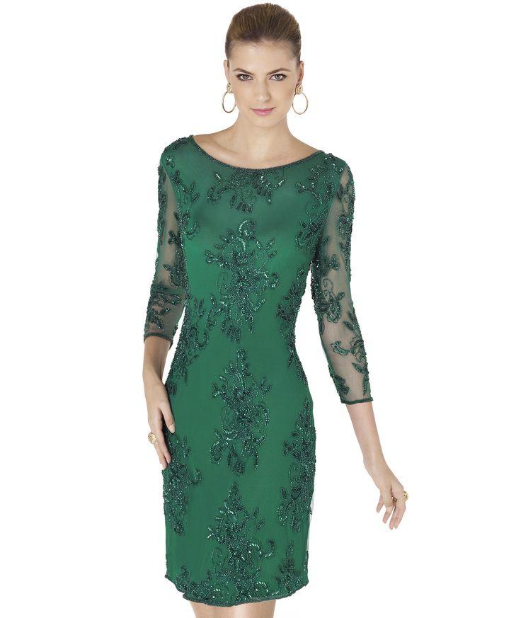 Pronovias te presenta su vestido de fiesta (coctel) AMAIA de la colección Fiesta 2015.   Pronovias