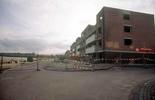 Sloop schipperskade tbv bouw nieuwe stadscentrum!