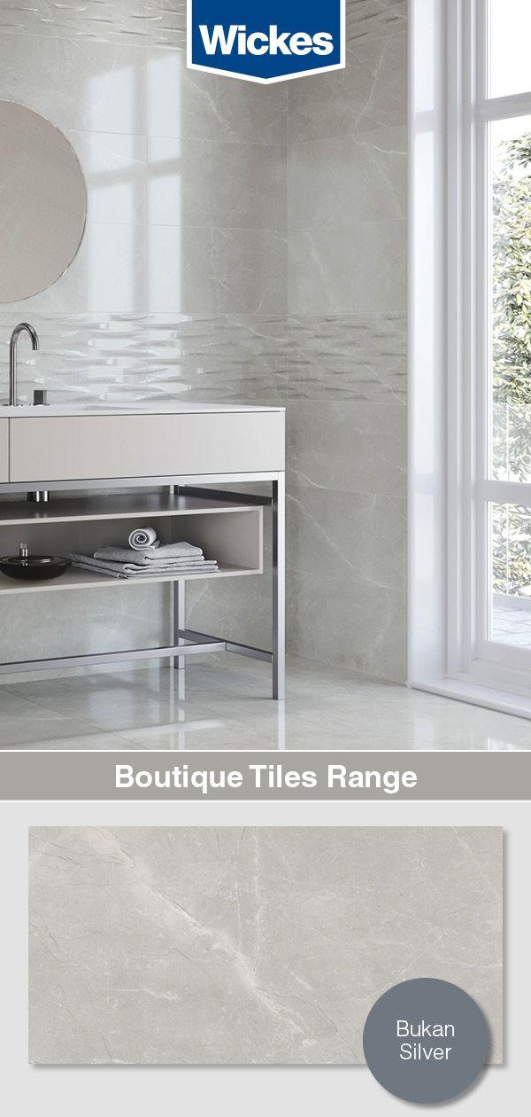 Bukan Silver Grey Bathroom Wall Tiles Ceramic Wall Tiles Gray Bathroom Walls
