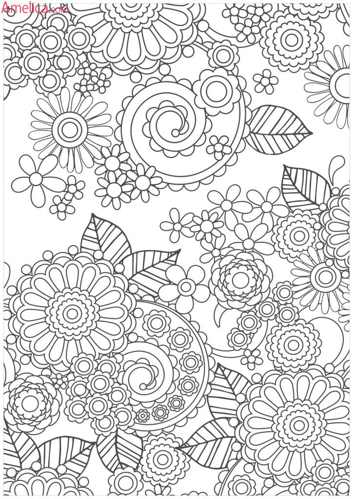 431 best images about Coloring Posters and Patterns on ...
