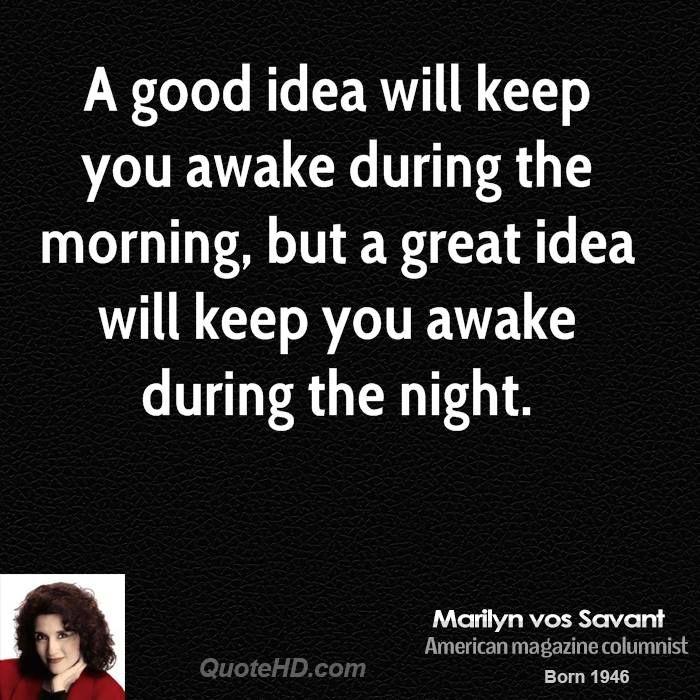 Marilyn vos Savant Quotes | QuoteHD