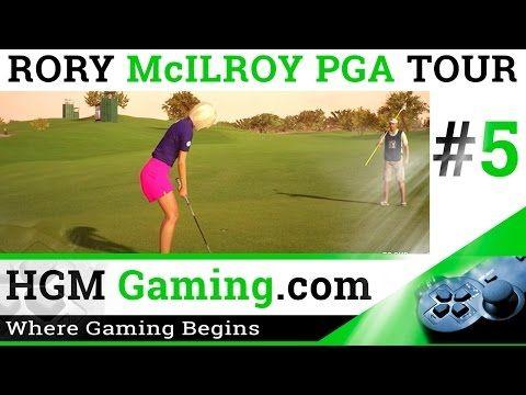 Rory McIlroy PGA Tour Xbox One Gameplay 5 [EA SPORTS PGA TOUR PRESENTS] ...