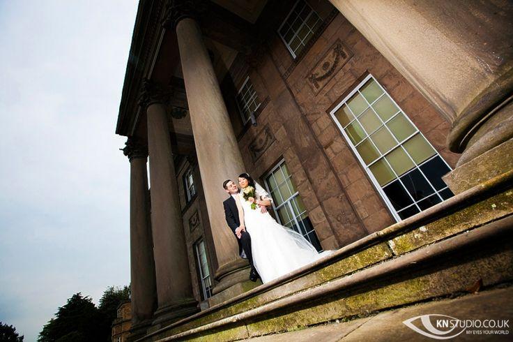 Tatton Park, Knutsford, Cheshire wedding