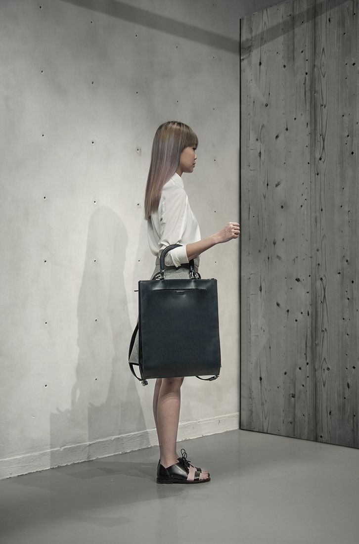 POMCH - TURNBUCKLE / 3-WAY Backpack, Clutch & Handheld 3 in1 Unisex Design, for Women & Men www.pomch.com
