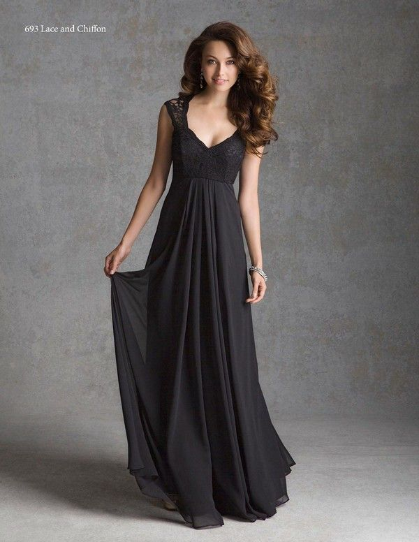 mori lee 693 bridesmaid dress great black tie dress to wear next to my