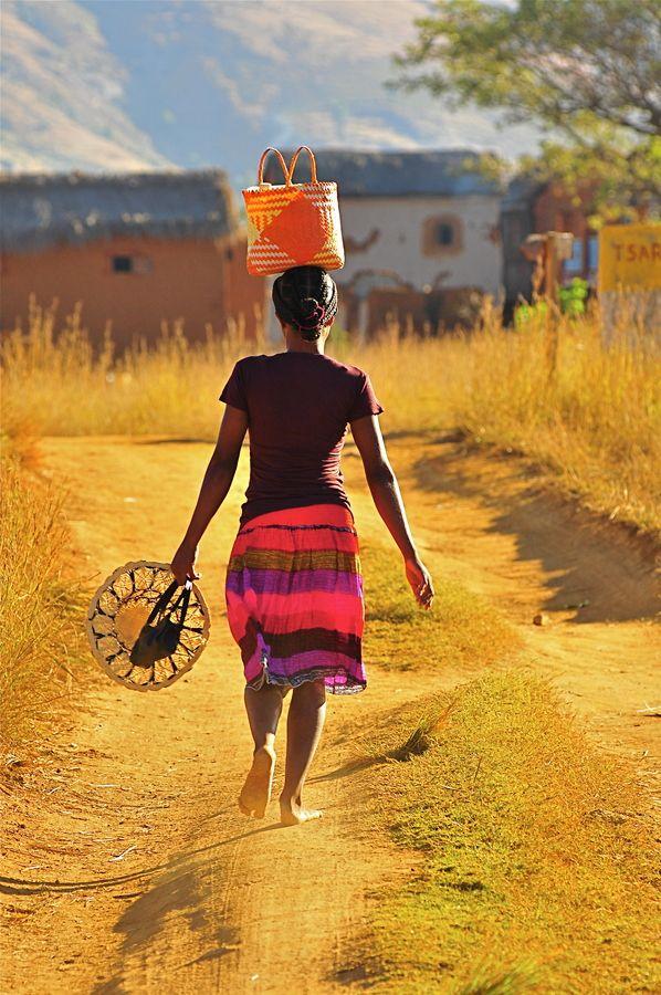 Bara-Betsileo tribe, Madagascar