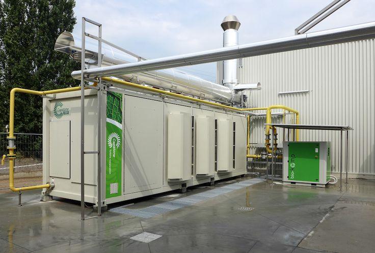 Un'Isola Bio che autoproduce energia pulita