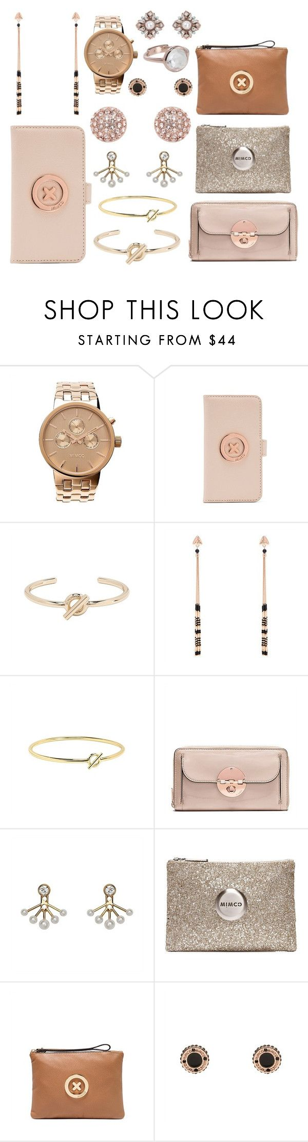 """""""Featured Brand: Mimco"""" by stephanie-rozek-paris ❤ liked on Polyvore featuring Mimco"""