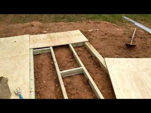 How To Build A Shed Base Shed Building A Shed Base Shed