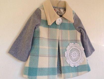 Piccalilli - Heirloom Wool Blanket Coat 1-2