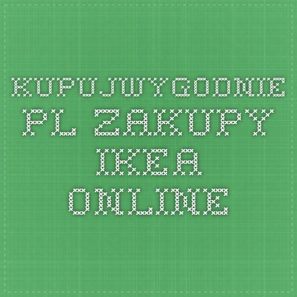 kupujwygodnie.pl zakupy ikea online
