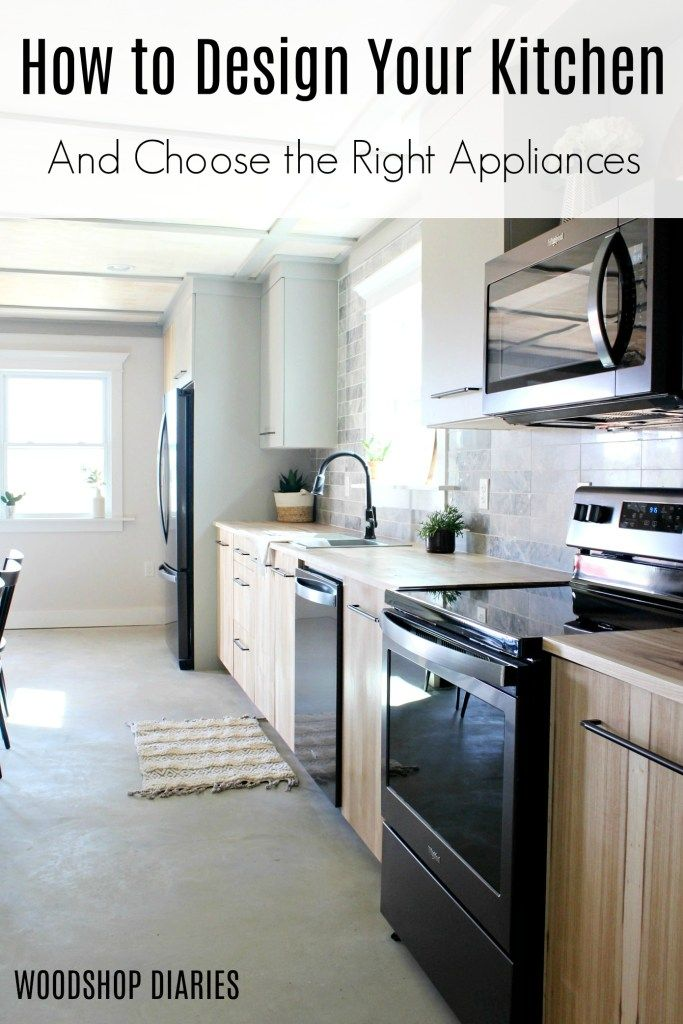 How To Choose The Right Appliances For Your Kitchen Jeffrey