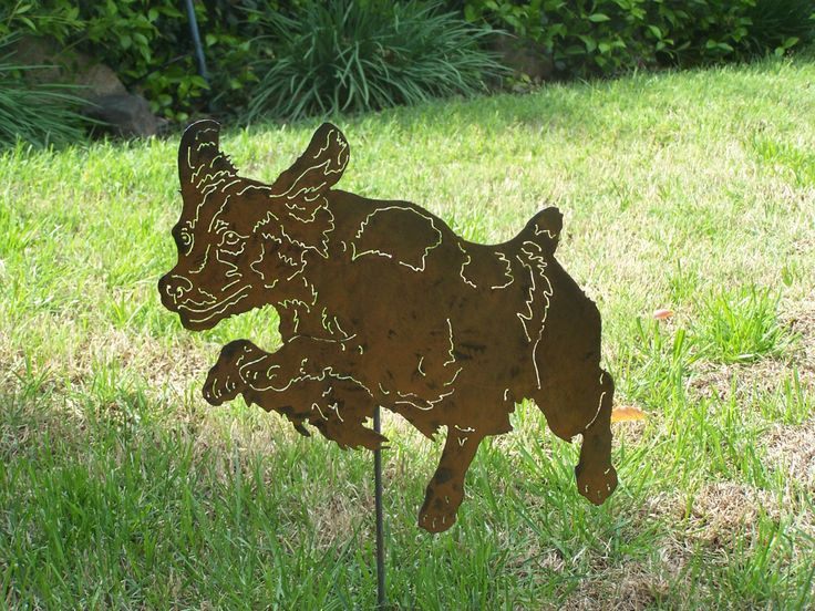 Brittany Spaniel Metal agility art garden steel sculpture stake silhouette dog memorial great gift for the  dog lover by YourBreedNSteel on Etsy https://www.etsy.com/listing/184537991/brittany-spaniel-metal-agility-art