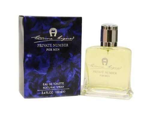 AIGNER PRIVATE NUMBER by Etienne Aigner for MEN: EDT SPRAY 3.4 OZ by AIGNER PRIVATE NUMBER. $46.99. Design House: Etienne Aigner. AIGNER PRIVATE NUMBER by Etienne Aigner for MEN EDT SPRAY 3.4 OZ Launched by the design house of Etienne Aigner in 1992
