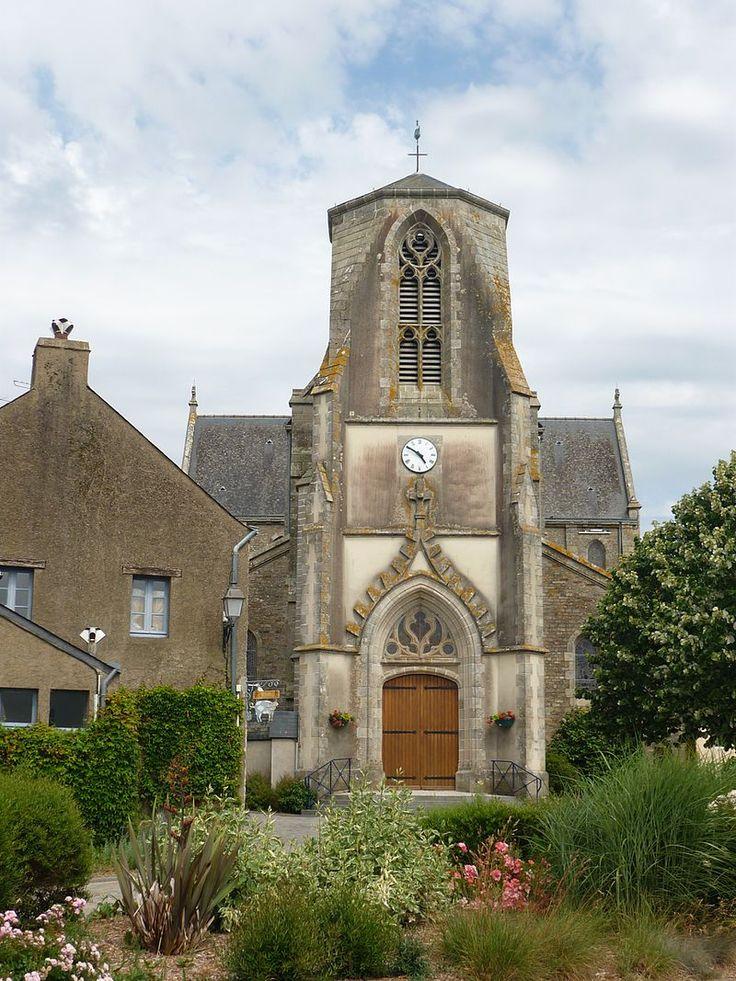 Eglise d'Assérac - Assérac — Wikipédia