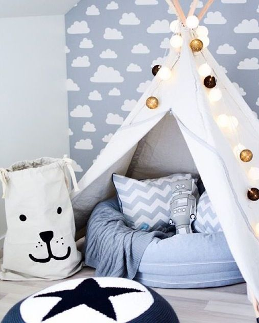 mommo design: 10 LITTLE COZY NOOKS