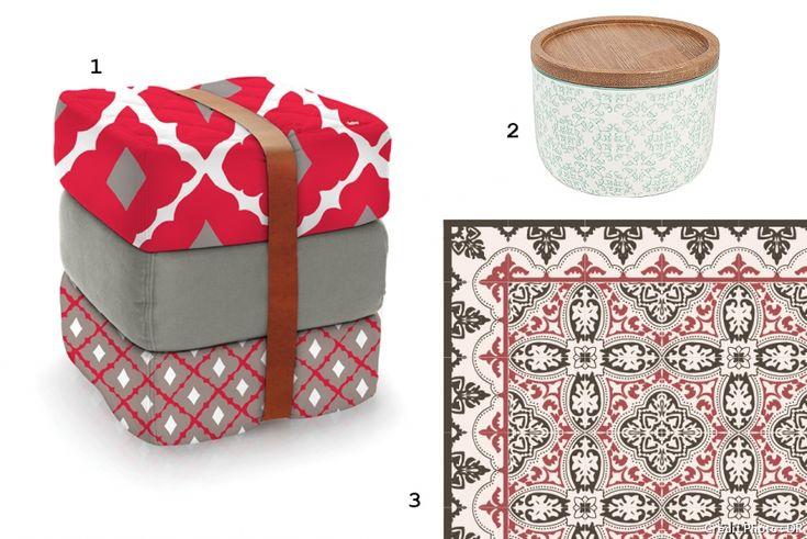 17 best images about deco carreaux de ciment tiles on pinterest vinyls tables and tile. Black Bedroom Furniture Sets. Home Design Ideas