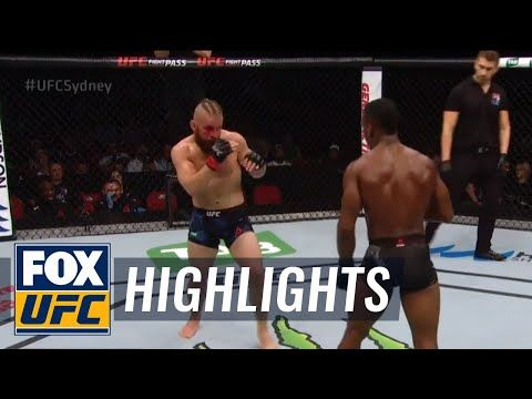 MMA Nik Lentz submits Will Brooks | HIGHLIGHTS | UFC NIGHT NIGHT