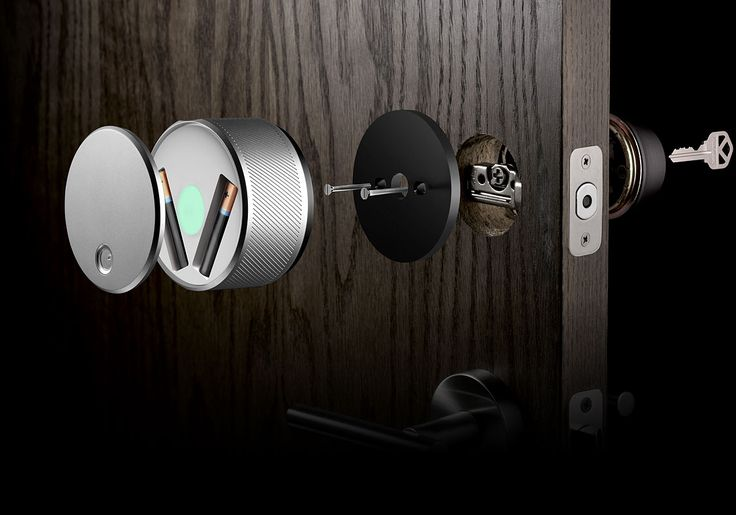 Welcome to August Smart Lock. The August Smart Lock is the secure, simple, and social way to manage your home's lock. Now you can control who can enter and who can't—without the need for keys or codes. And you can do it all from your smartphone or computer.