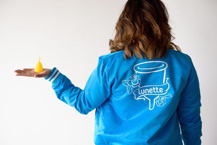 Lunette - Copo Menstrual