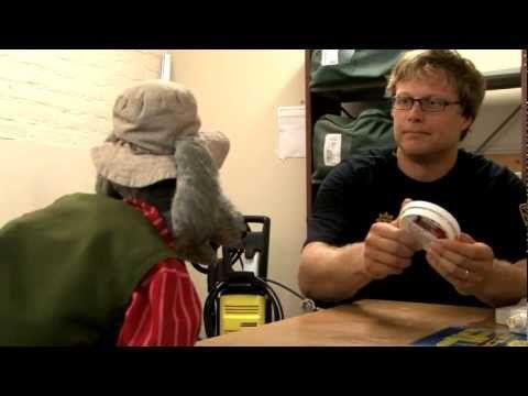 Ransun pelastuskoulu - Palovaroitin - YouTube