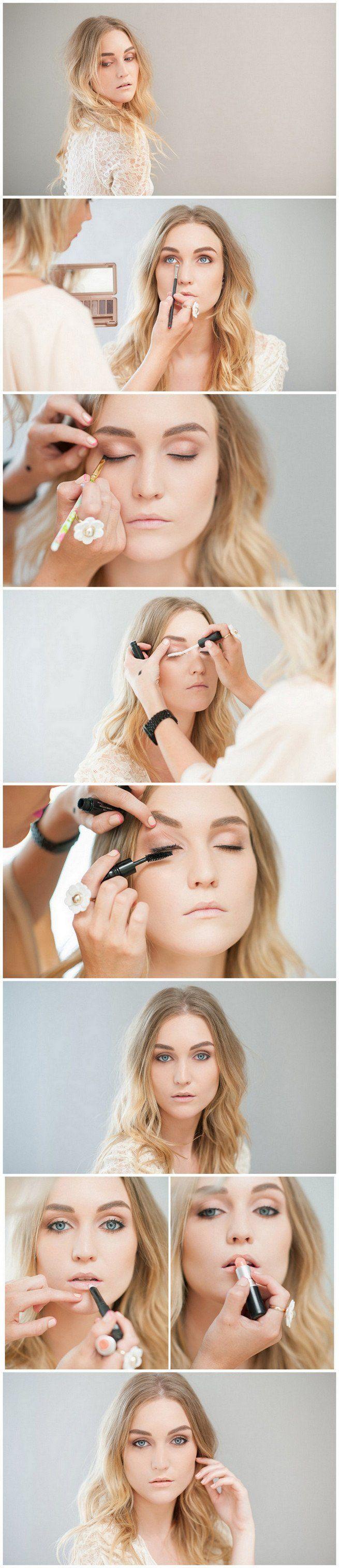 Cómo aplicar maquillaje paso a paso Para un rostro impecable
