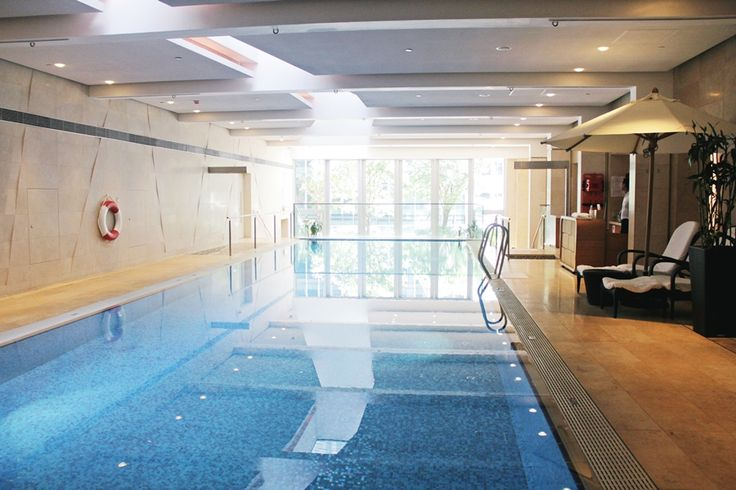 pool area hongkong spa