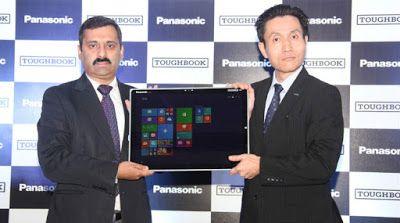 Gadget Dezire: Panasonic Toughpad FZ-Y1 Windows tablet launched i...