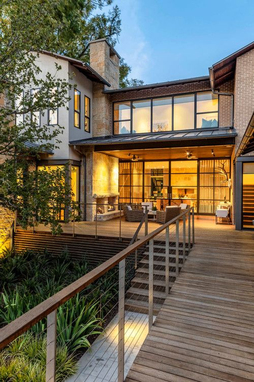 'Northaven residence.' Stocker Hoesterey Montenegro, architects & building designers, Dallas, TX. Colleen Waguespack interior design. Nathan Schroder photo.