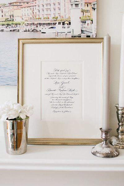 Three Ways to Display Wedding Memories with Framebridge - Southern Weddings