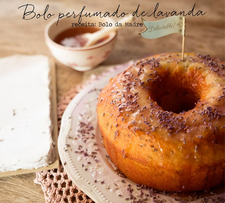 """Umdos bolos mais especiais daBolo da Madre é o Perfumado de Lavanda: Dani Schiavo, uma das fundadadoras eresponsável pelas receitascriativas que deixam as vitrines mais irresistíveis, explica que a inspiração veio dos campos de lavanda em Provence: """"Ele é suave,trabalhado em vinho rosé, o que também remete as vinículas da região. Costumo dizer que o …"""