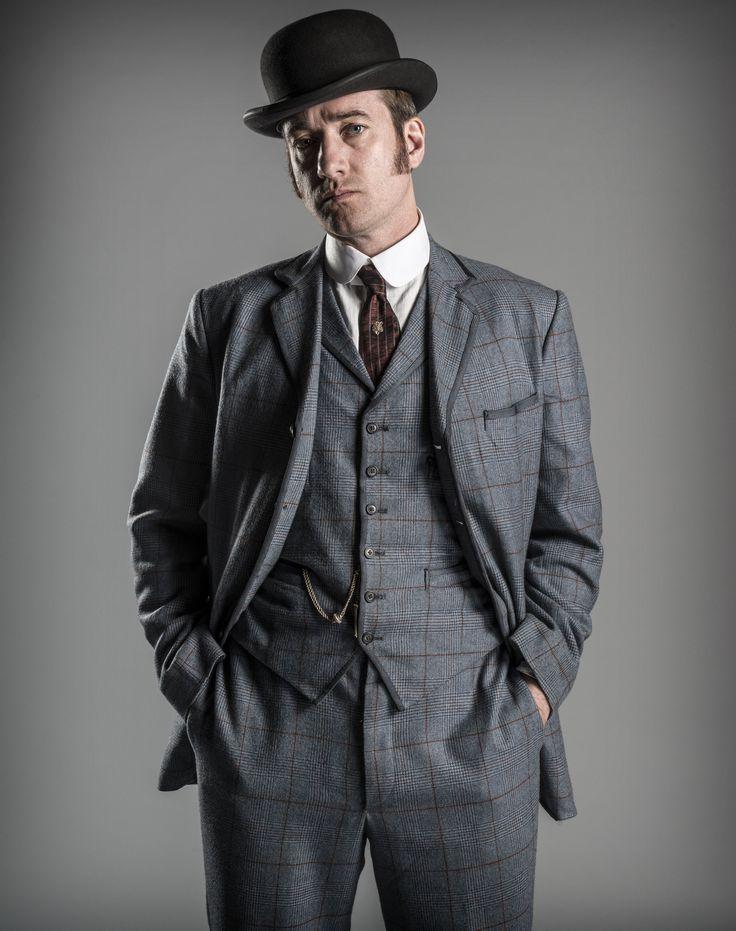 Ripper Street | Matthew Macfadyen as Det. Insp. Edmund Reid