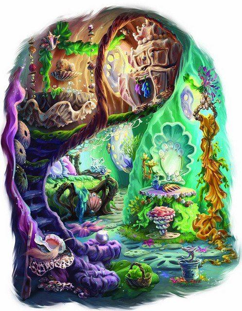 Disney Fairy House..