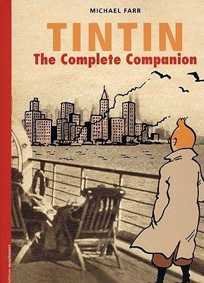 Tintin The Complete Companion