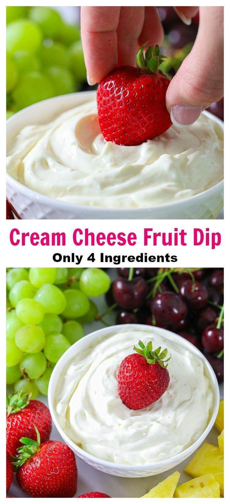 Cream Cheese Fruit Dip Recipe In 2020 Fruit Dips Recipes Cream Cheese Fruit Dip Recipe Cream Cheese Fruit Dip