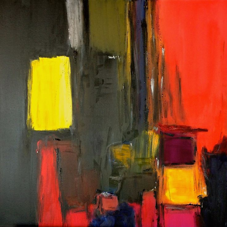 Colourful Abstract Painting by Kali. Visit our online gallery or Sydney gallery…