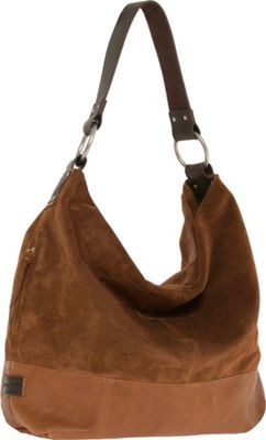 Ellington Handbags Sadie Suede Hobo - via eBags.com!