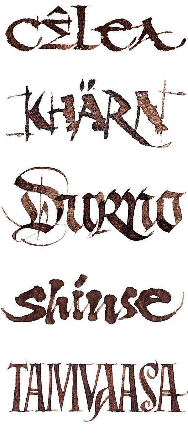 Skara, The Blade Remains - razas- Ivan Castro