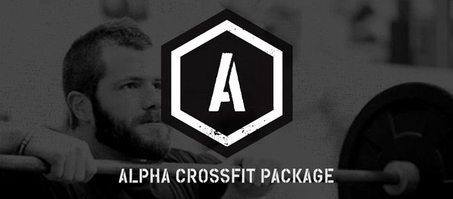Alpha CrossFit Package - Rogue Fitness