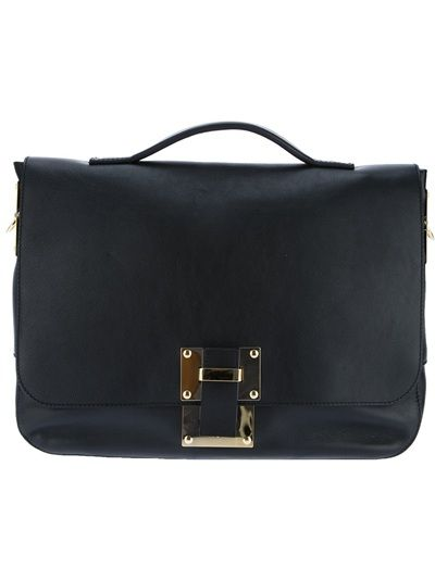 SOPHIE HULME - soft flap bag 1