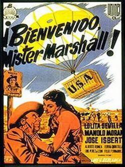 Bienvenido Mister Marshall (Luis García Berlanga, 1953)
