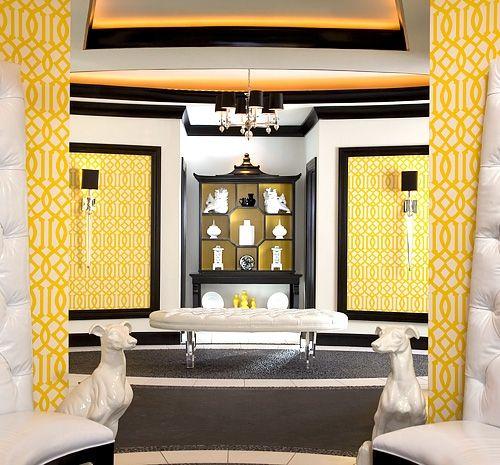 Hollywood Regency Interior Design: 1000+ Images About Moroccan, Trellis & Hollywood Regency