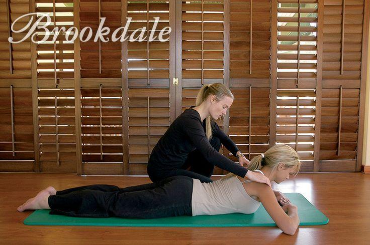 Pilates at Brookdale Health Hydro