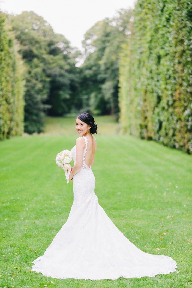 Bruidsfotografie Haarlem Orangerie Elswout Bruid. Gorgeous bride