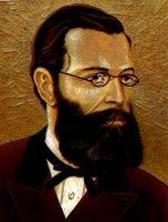 """José de Alencar (1829-1877) foi romancista, dramaturgo, jornalista, advogado e político brasileiro. Foi um dos maiores representantes da corrente literária indianista. Destacou-se na carreira literária com a publicação do romance """"O Guarani"""", em forma de folhetim, no Diário do Rio de Janeiro, onde alcançou enorme sucesso."""