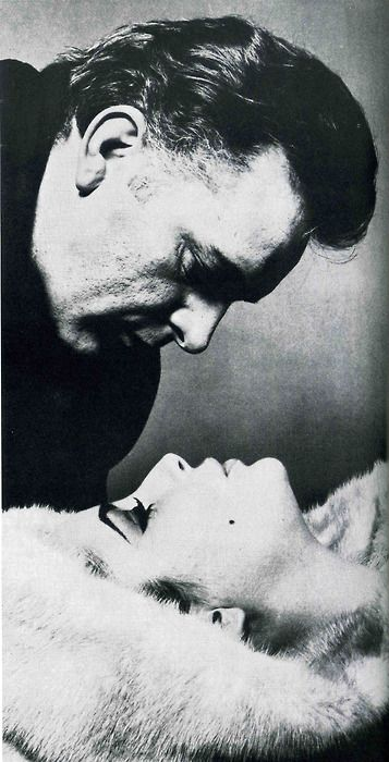 """""""God's eye may be on the sparrow but my eye will always be on you."""" -Richard Burton in a letter to Elizabeth Taylor"""