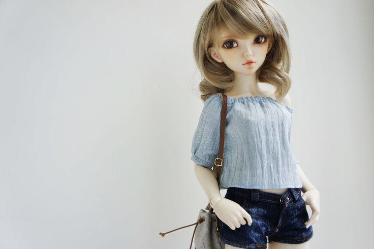 Summer : 2014 : Collection - MR. D:D minifee BJD mrd2d fashion dollstagram