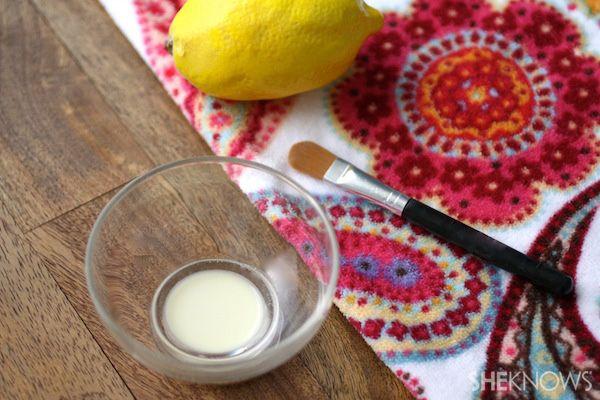 diy-asprin-lemon-mask