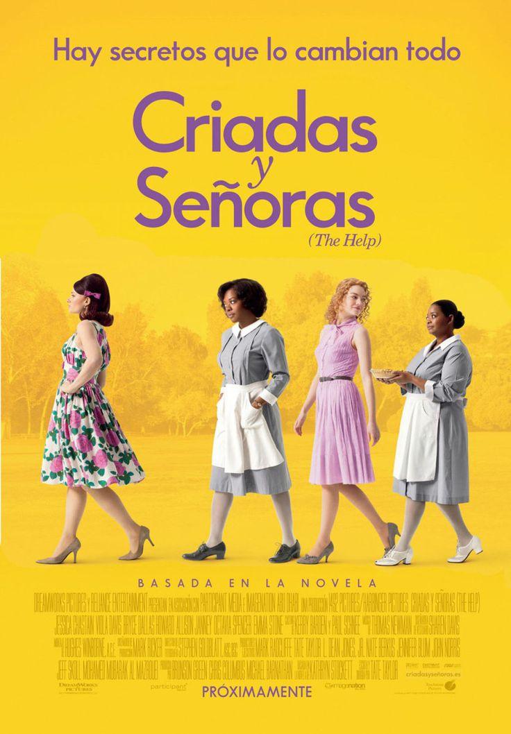 Critica De The Help 2011 Blog De Nair Millos Criadas Y Senoras Criadas Y Senoras Pelicula Historias Cruzadas