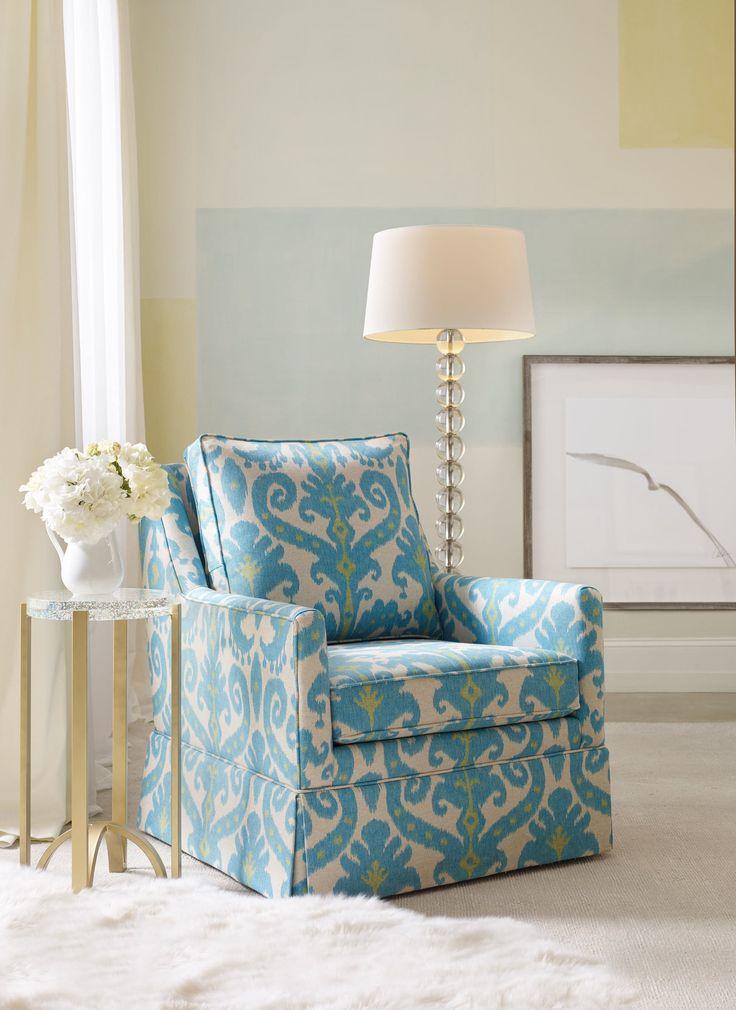 Sam Moore Gideon Swivel Chair 1750